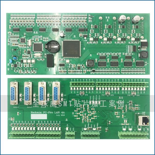 自动化设备smt加工厂,工控设备pcba贴片加工