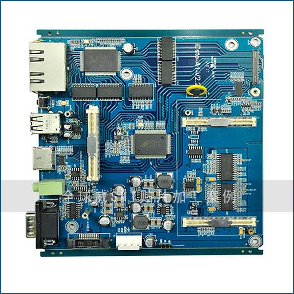电路板生产 PCBA来料代加工 smt贴片插件加工
